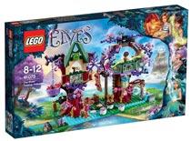 LEGO-Bambina-Bambine-Rifugio-Foresta