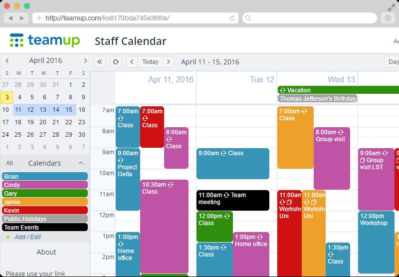 Calendario Condiviso Lista Dei Migliori Calendari