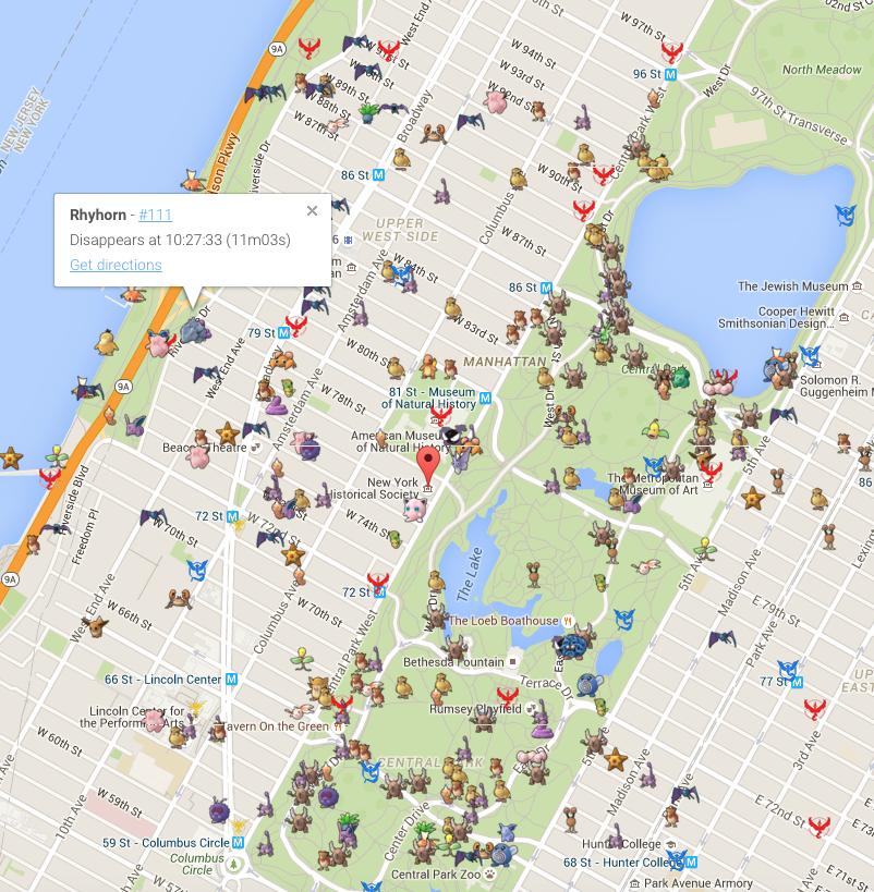 Pokemon Go Map Come Installarlo E Trovare I Pokemon
