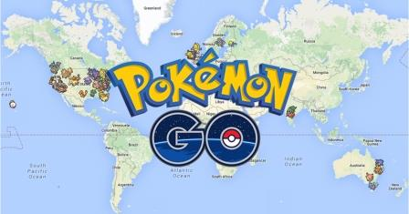 Mappa Pokemon Go