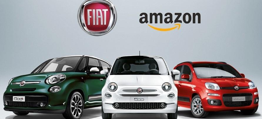 Amazon vende auto FIAT